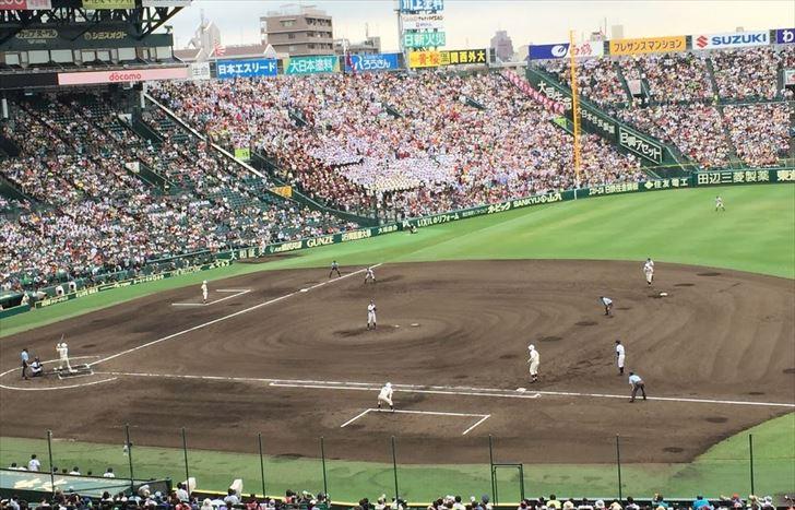 夏の甲子園2018 出場校の選手出身中学まとめページ